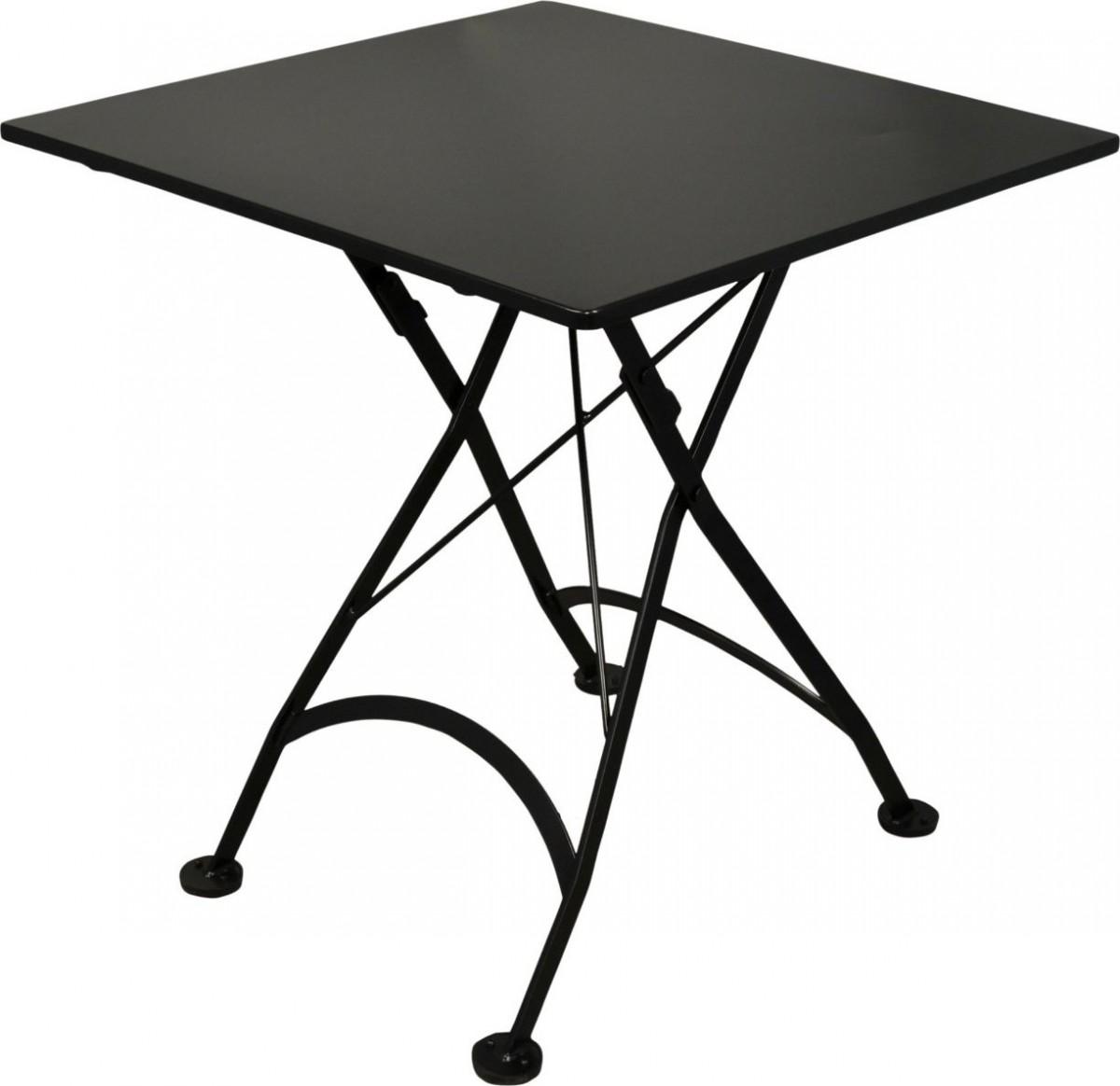 Furniture DesignHouse 28u2033 Square Folding Bistro Table