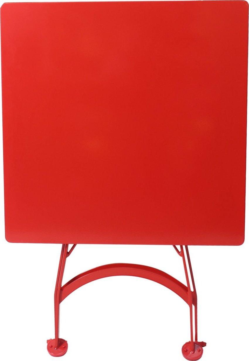 Furniture DesignHouse 28″ Square Folding Bistro Table