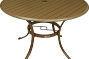Panama Jack Island Breeze 42′ Outdoor Round Patio Table
