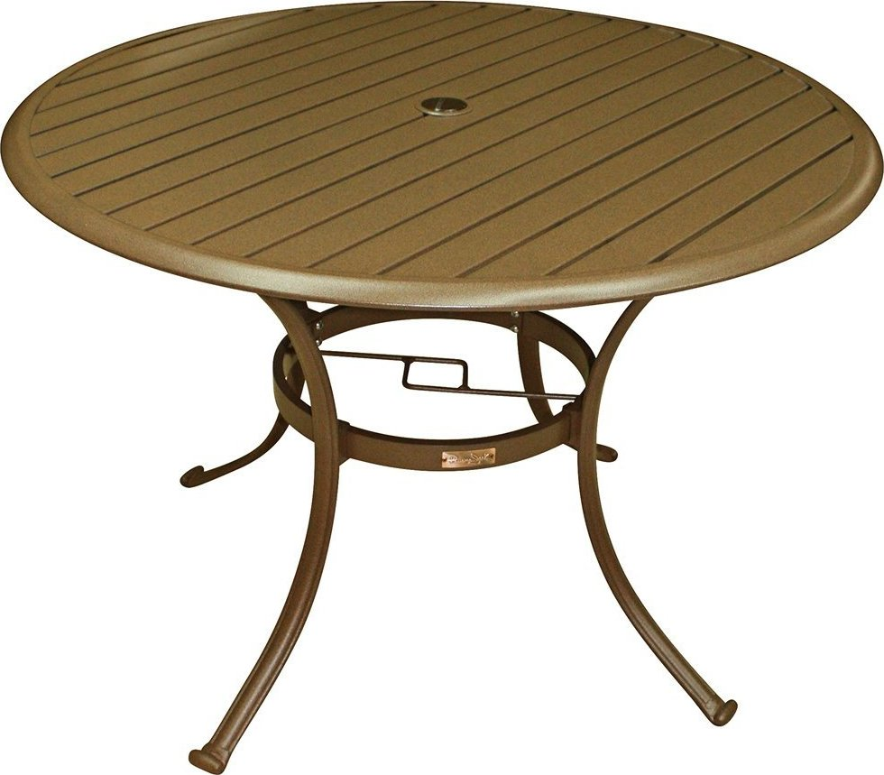 Panama Jack Island Breeze 42 Outdoor Round Patio Table