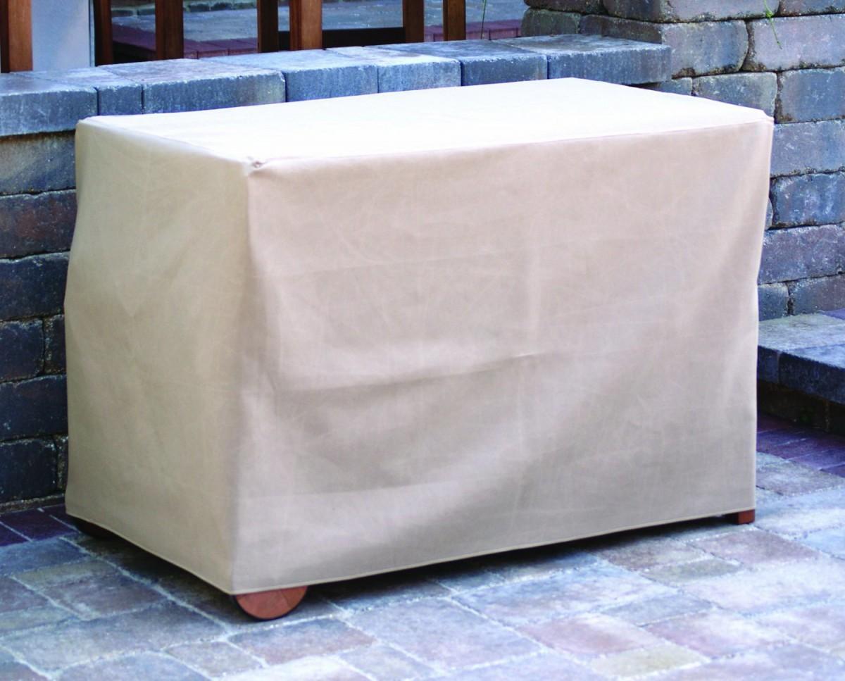 Outdoor Interiors 7-piece Folding Patio Set