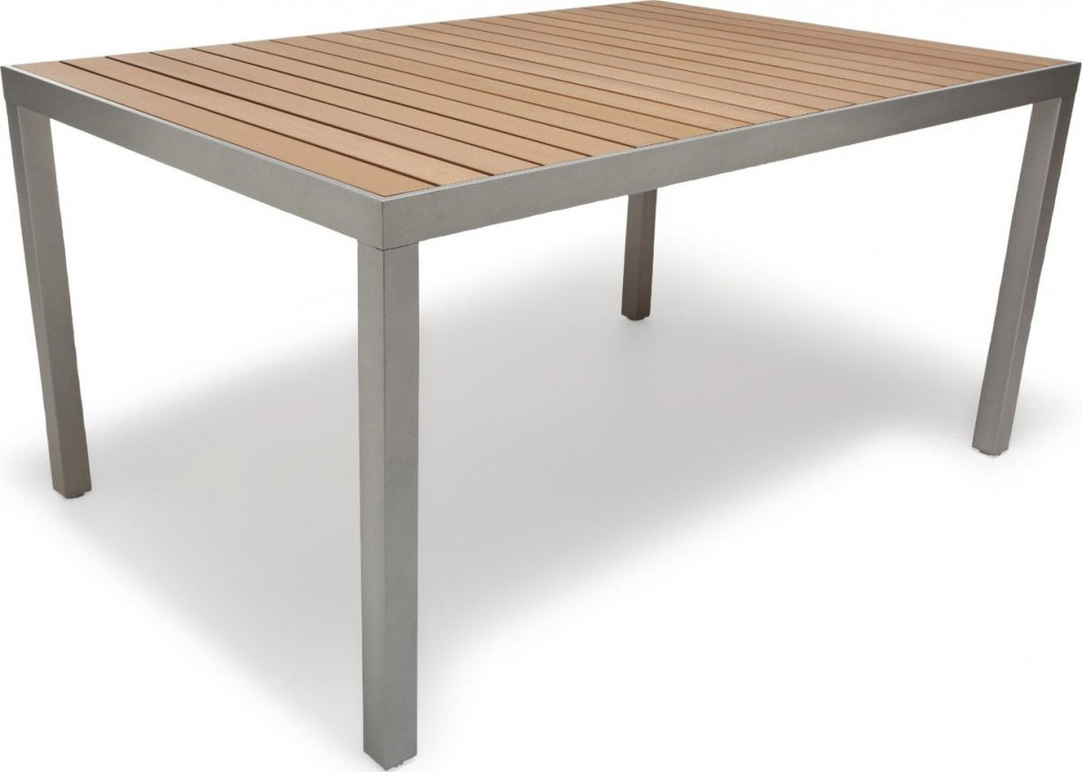 Strathwood Brook Rectangular Dining Patio Table