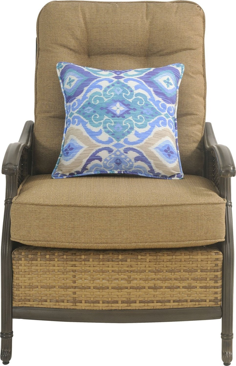 Hanover Hudson Square 3-Piece Outdoor Deep-Seating Lounge Set