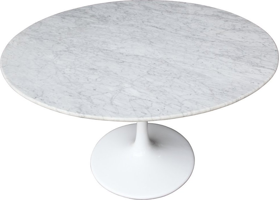Eero Saarinen Tulip Table 48 Quot Marble Top Dining Table