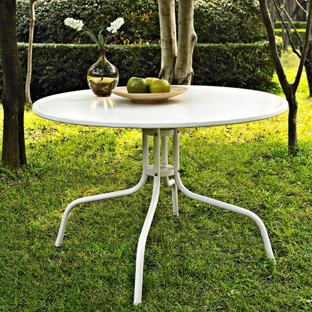 Crosley Furniture Griffith Outdoor Dining Table