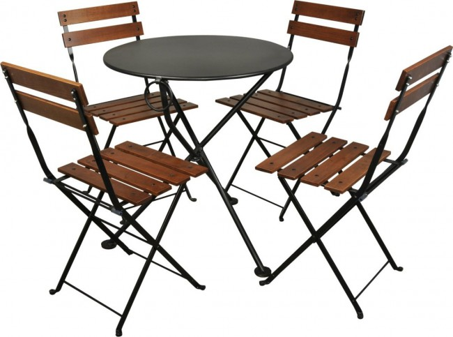 Second Hand Folding Table And Chairs Images Wooden Dining